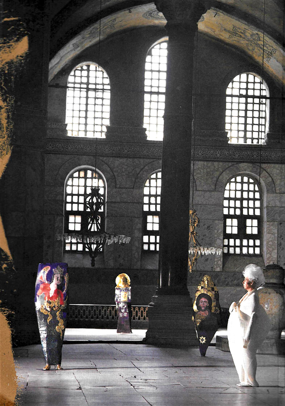 İstanbul'da Bin Yıl-Aya İrini 1